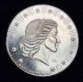1981 World Wide Mint American Eagle .999 Silver 1 oz