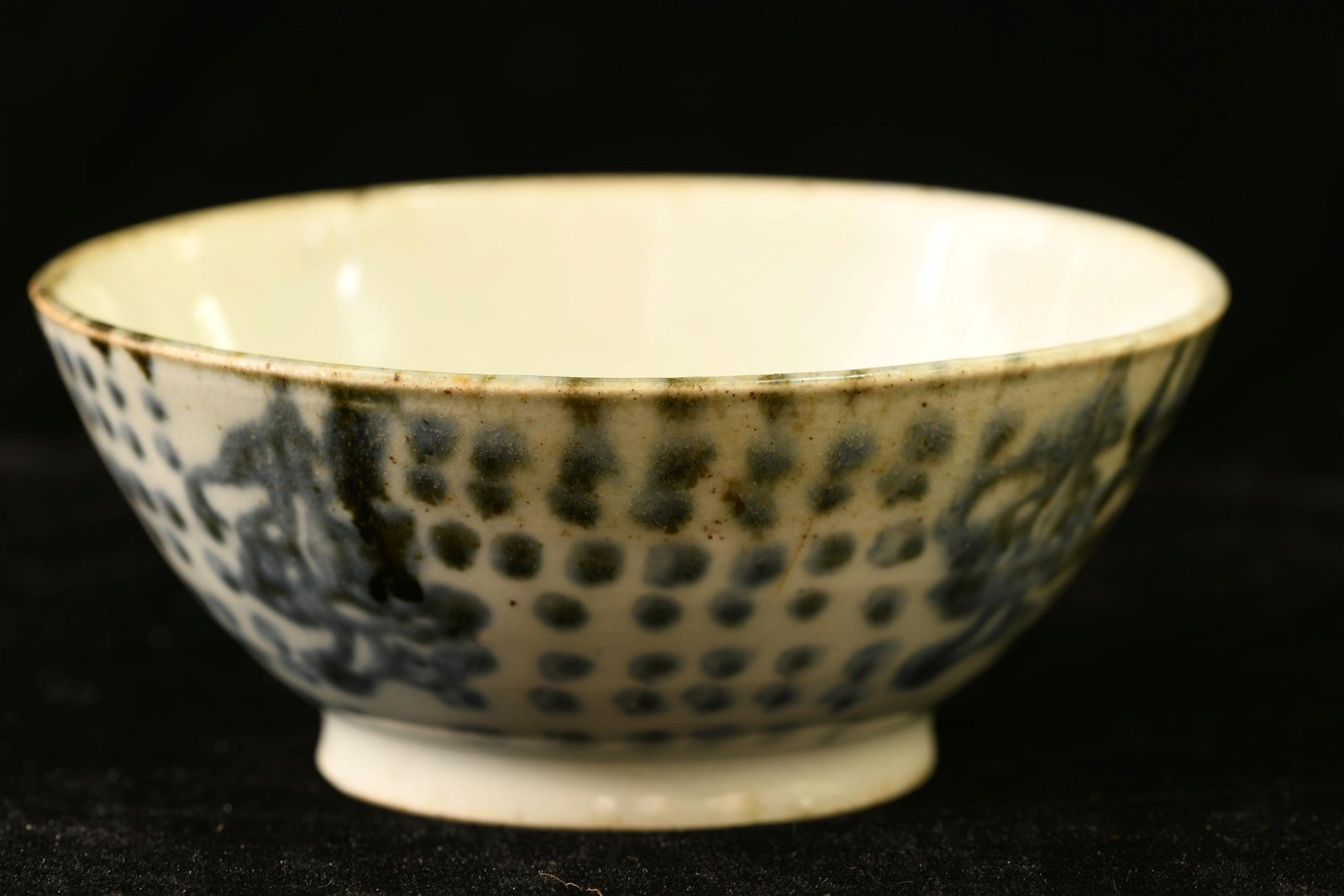 A Ming Blue& white porcelain bowl