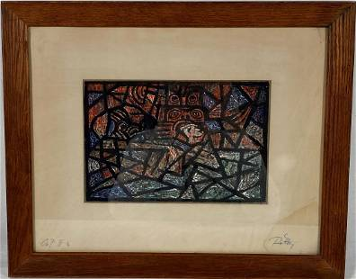 George Ratkai Wash Watercolor