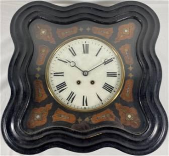 Vintage Antique Wall Clock