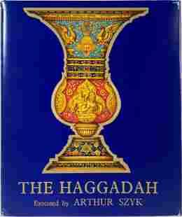 "Vintage Judaica ""The Haggadah"" by Arthur Szyk"