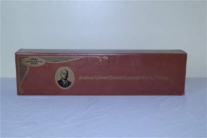 Joshua Lionel Cowen Locomotive & Tender limited edition