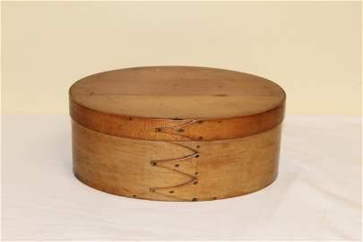Oval Shaker box