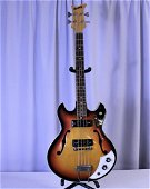 1960's Kimberly Base Guitar