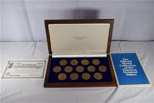 The Official Bicentennial Medal Collection of the