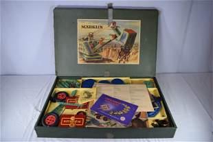 Vintage Marklin 1034 Construction Toy Set
