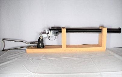 Marbles Model 1908 Game Getter Pistol .22 and 44 Shot