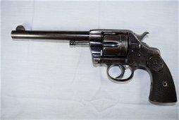 Colt Model 1892 New Army/Navy Revolver 38 Caliber