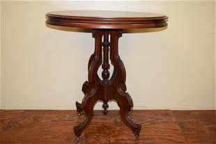 Vintage High Quailty Walnut Table