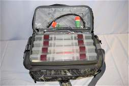 Tackle Box Filled With Contents