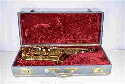 Vintage Selmer Mark Vi Alto Saxophone
