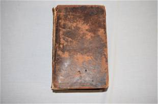 Antique 1815 Holy Bible