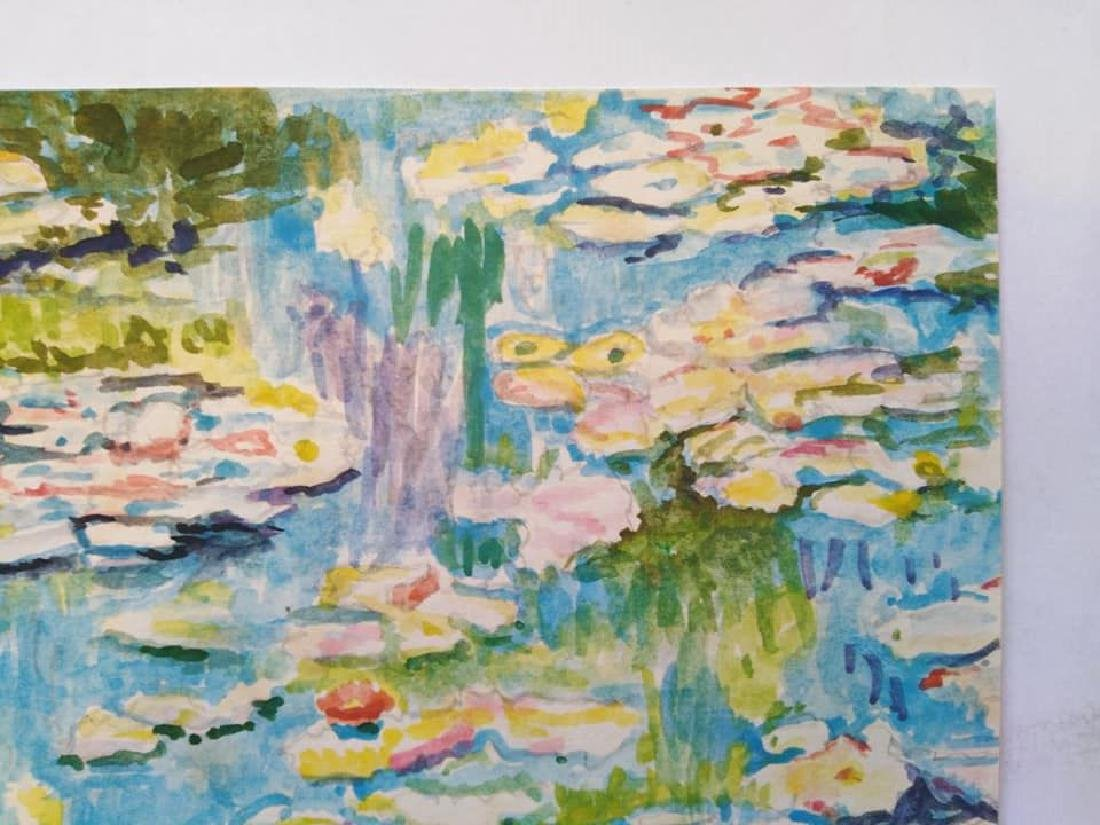 In the style of Claude Monet French (1840-1926) - 6