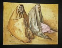 Francisco Zuniga Drawing