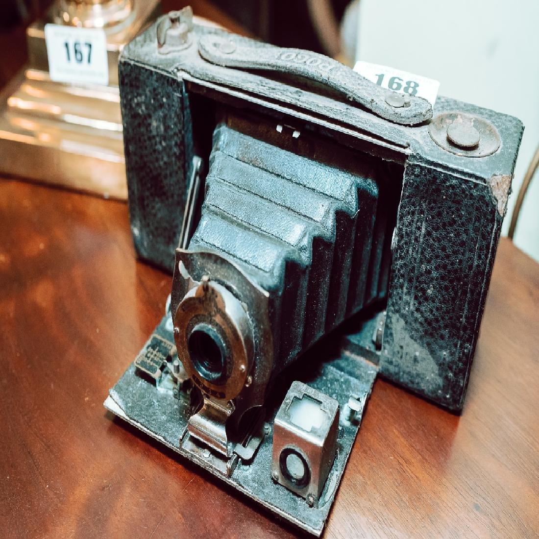Early 20th C. box camera.