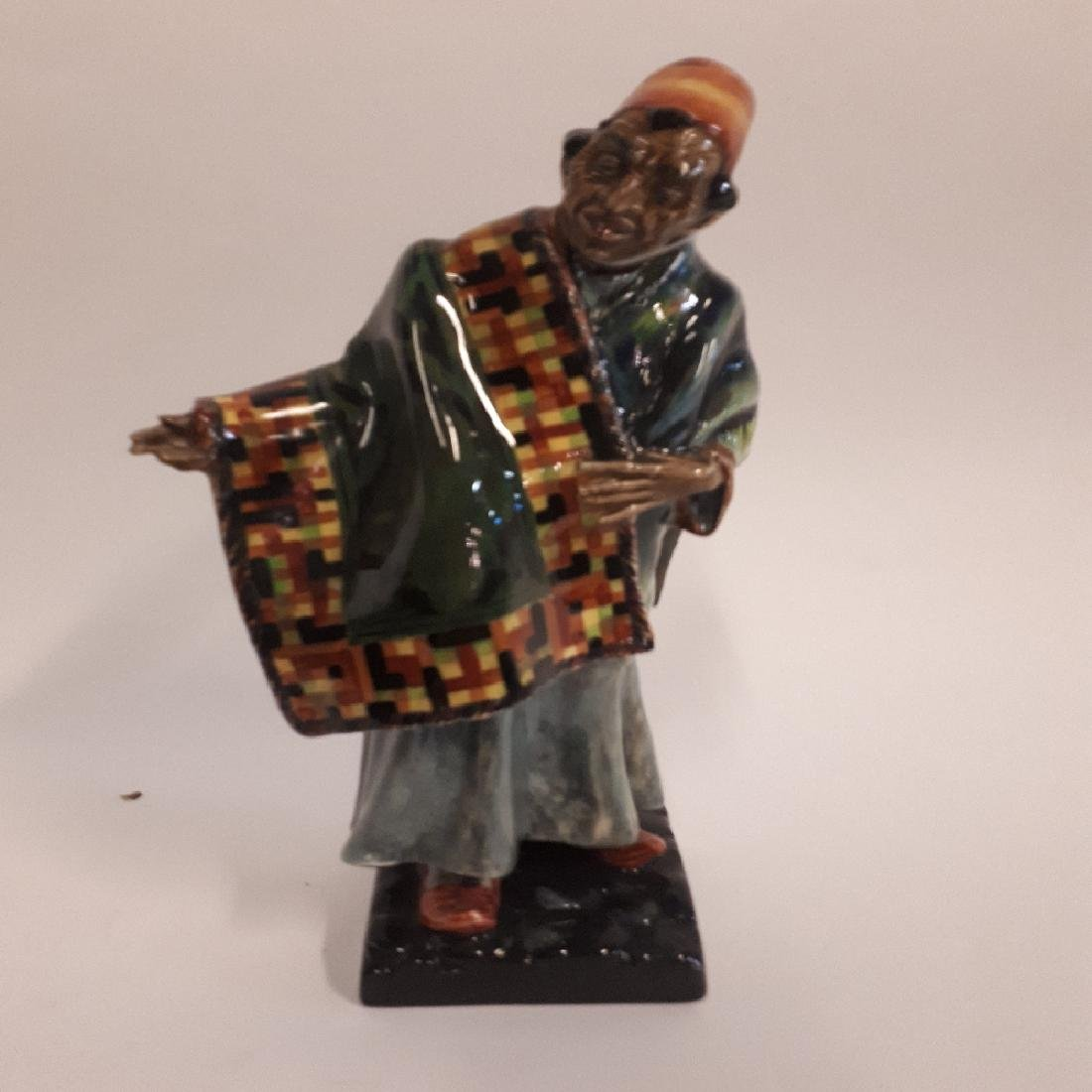 20th. C. Royal Doulton figure The Carpet Seller { Hand