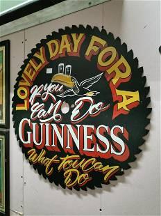 Guinness Advertising Sign