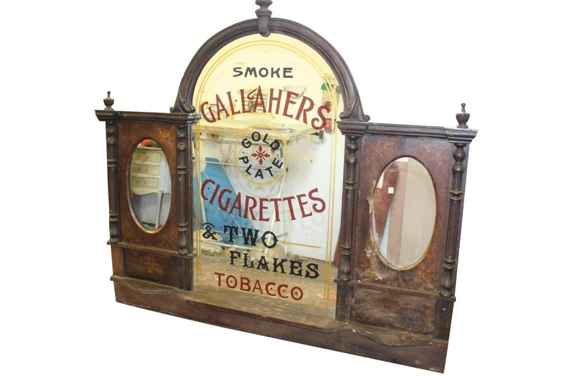 Smoke Gallahers Cigarettes and Two Flakes Tobacco