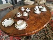Erskine twenty piece China tea set