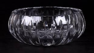 Saint Louis Cut Crystal Bowl