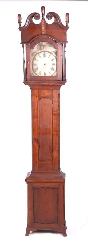 Pennsylvania Tall Case Clock