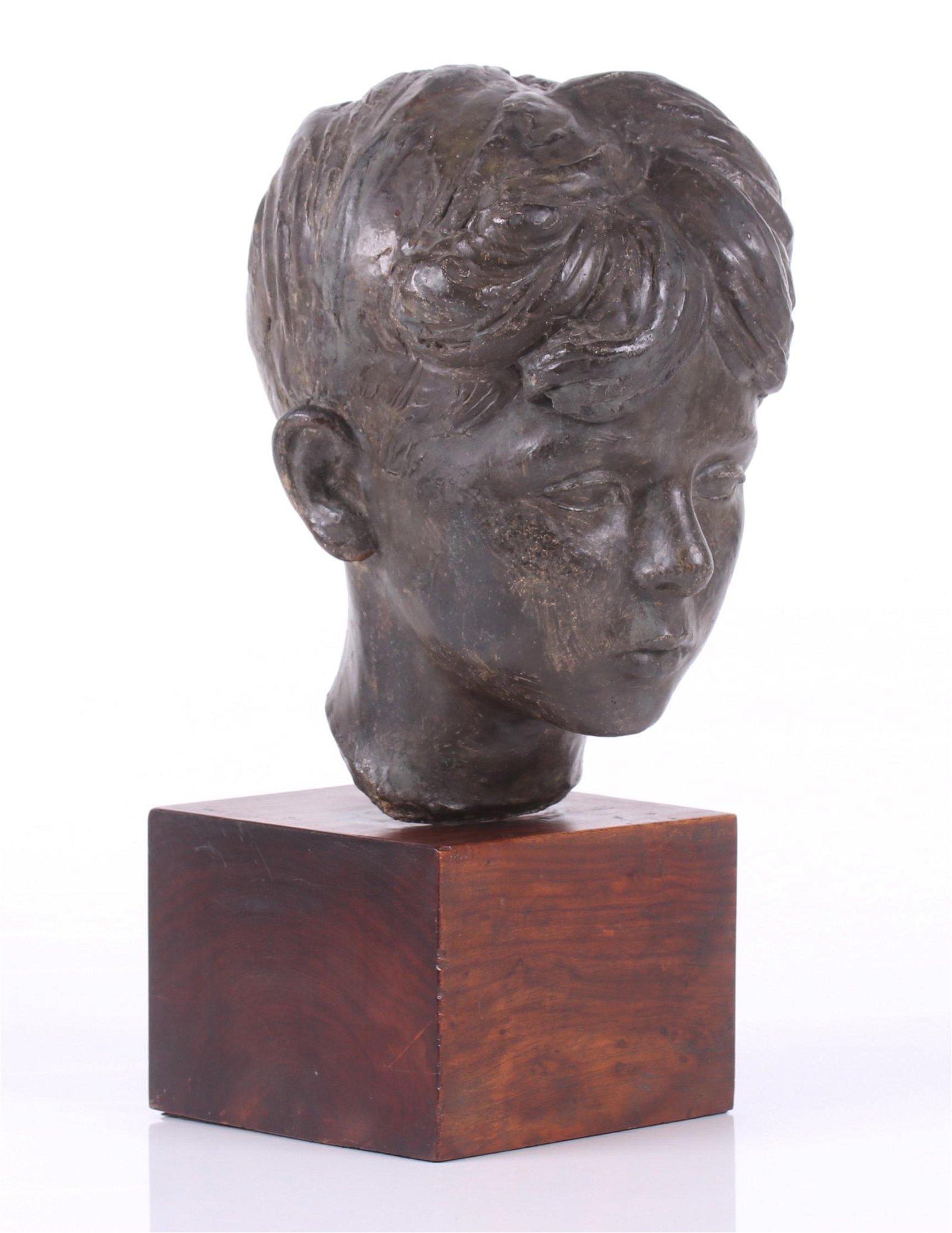 Harry Rosin (American 1897 - 1973) Sculpture