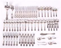 Assorted Sterling Silver Flatware, Reed and Barton