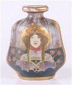 Vienna Amphora Turn Teplitz Vase
