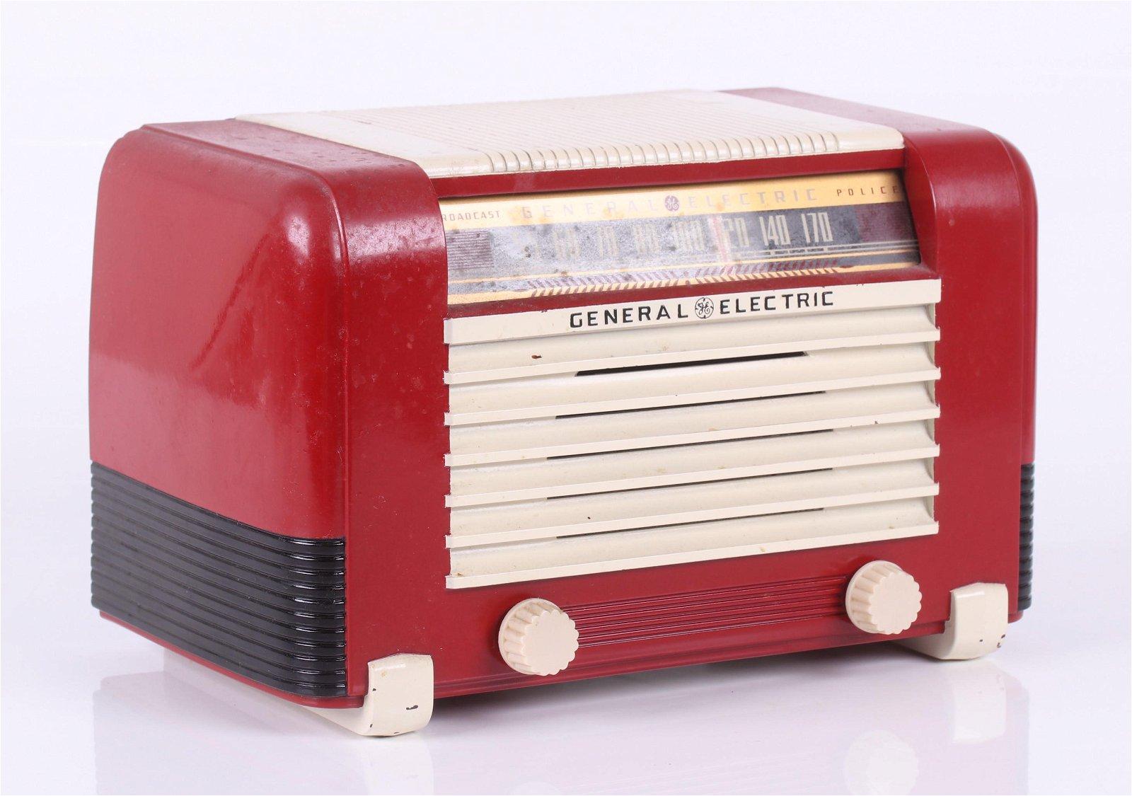 General Electric Tube Radio