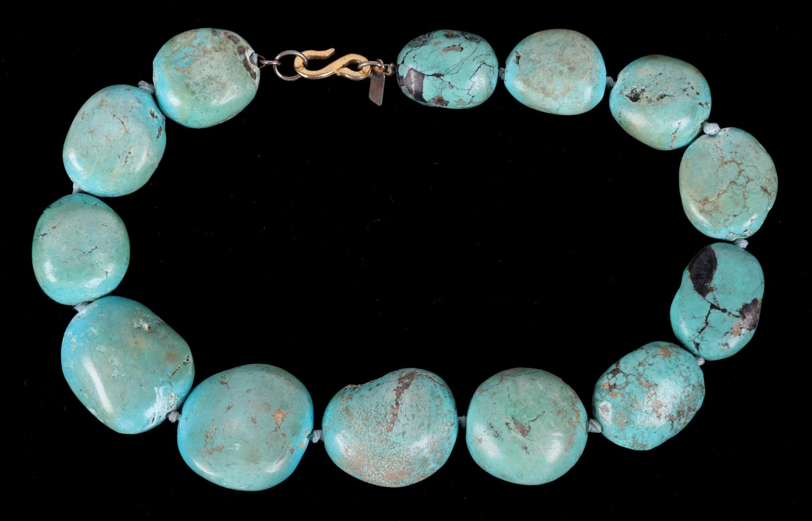 Turquoise Necklace by Kenneth Lane