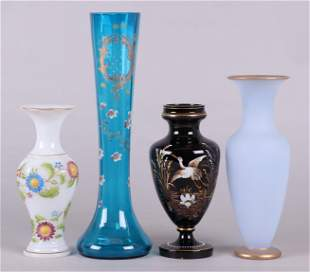 British and Continental glass