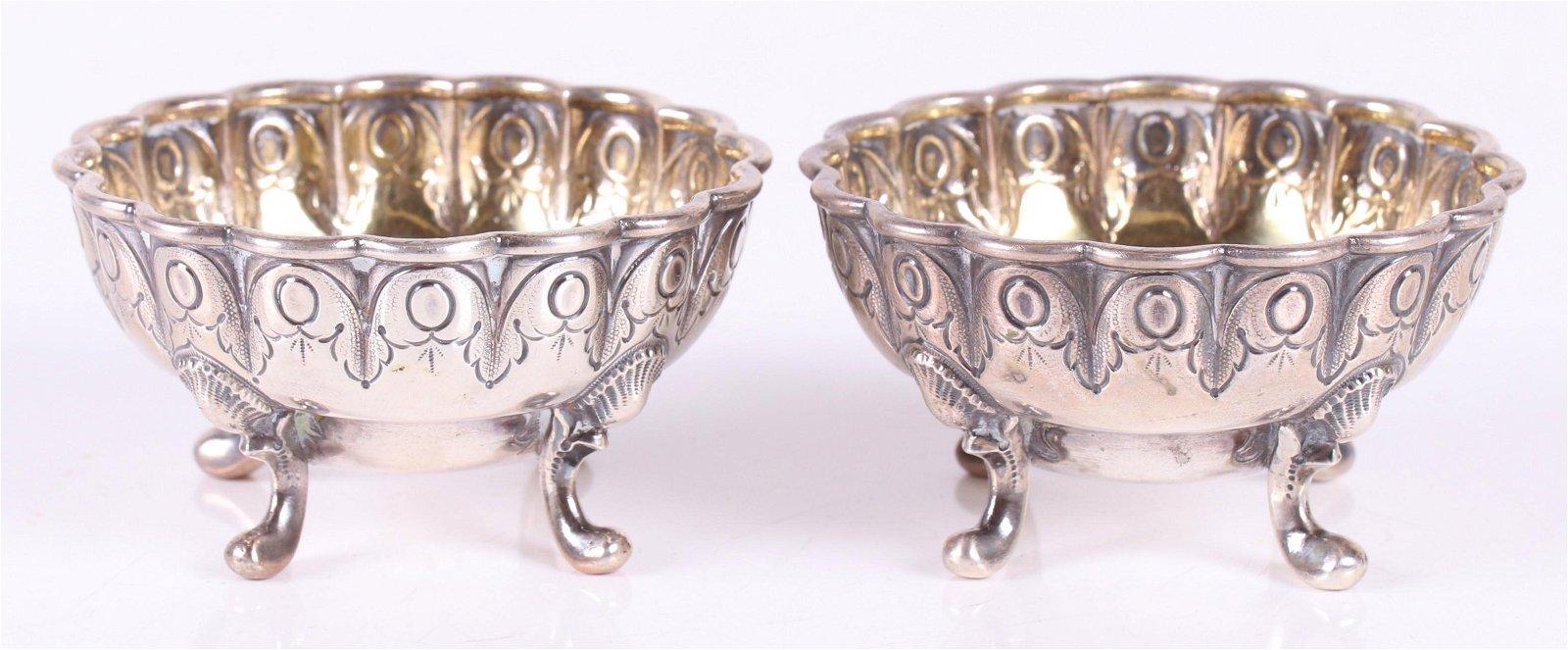 Grosjean and Woodward for Tiffany, Silver Salts