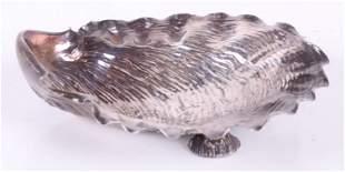 A Gorham Narragansett Sterling Oyster Dish