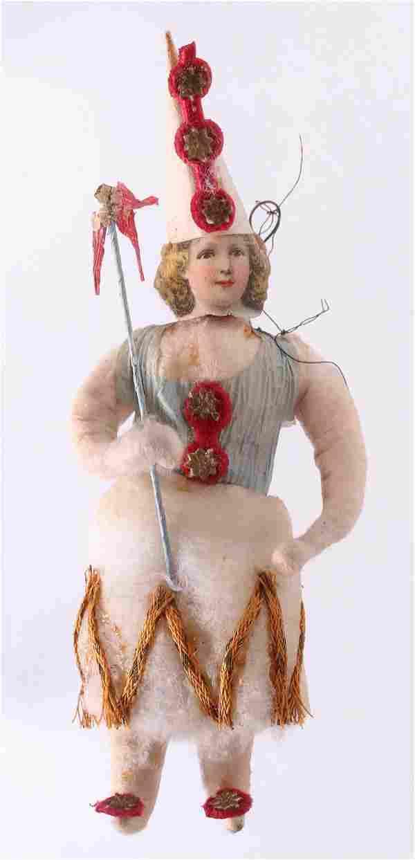 A German Christmas Ornament, Jester