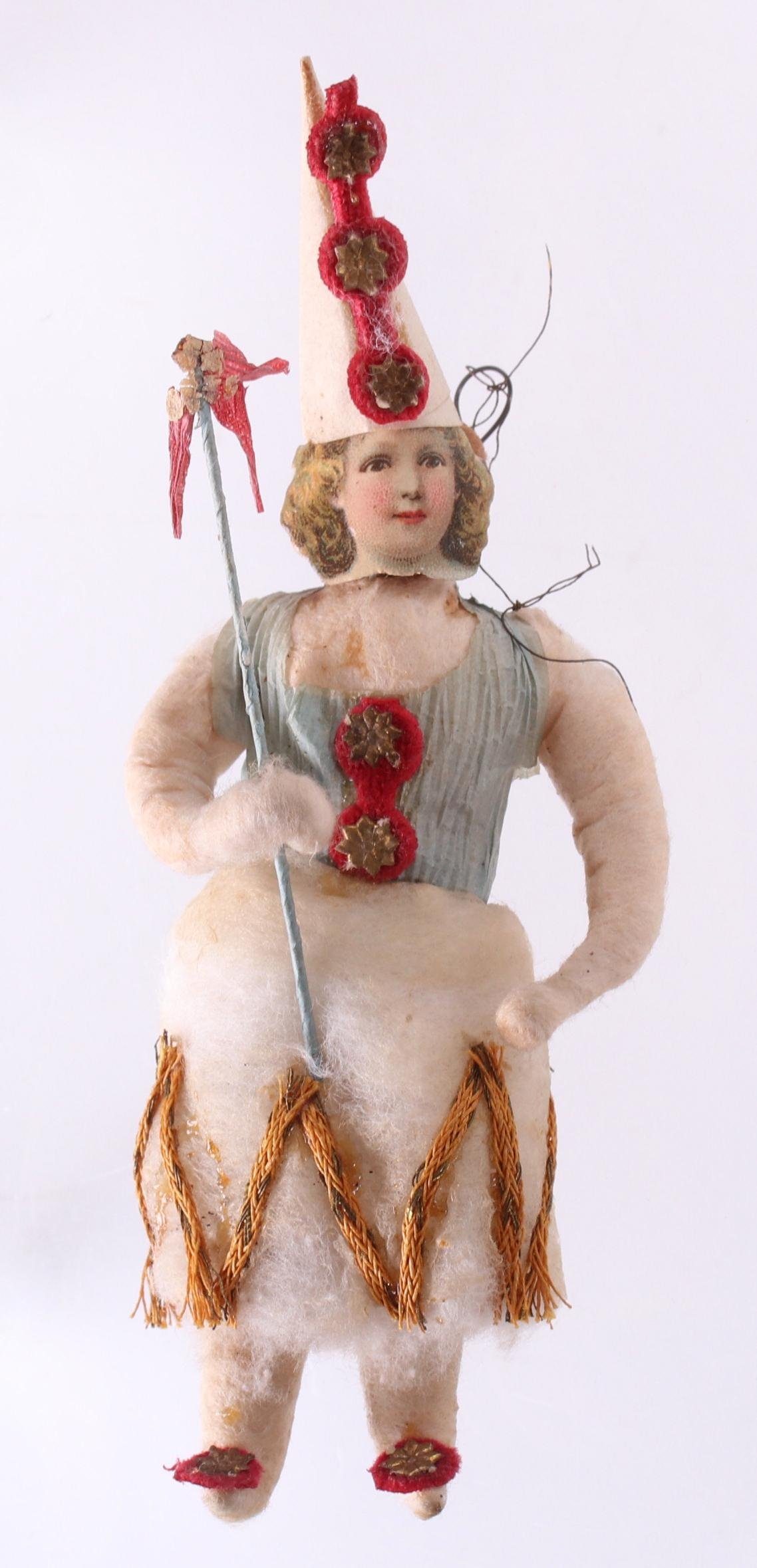 A German Christmas Ornament, Jester