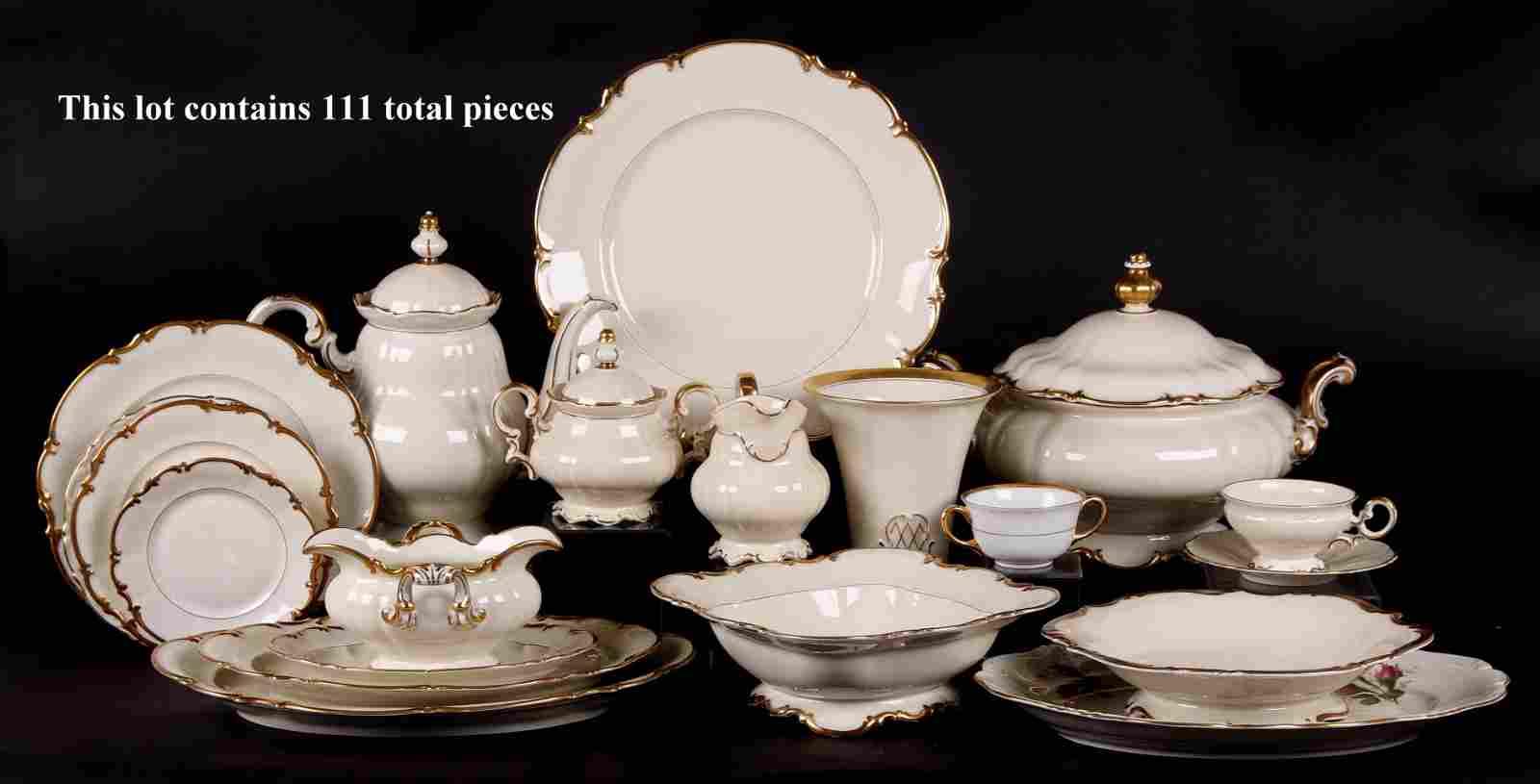 Hutschenreuther Porcelain Service, Other Dinnerware