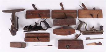A Group of Antique Tools