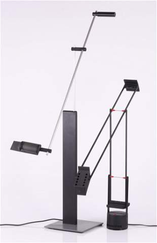 Two Italian Modern Lamps, PAF and Tizio