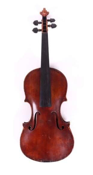 A 19th Century Neapolitan Violin
