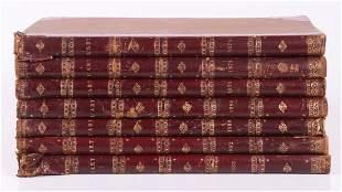 """L'Art Revue Hebdomadaire Illustree"", Seven Volumes"