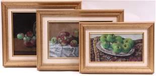 Seymour Rotman (1929 - 2009)Three Oils/Board