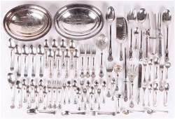 Silver Plate Flatware Christofle Gorham etc