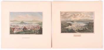 Two Mid 19th Century Prints, San Francisco
