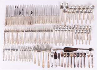 Kirk and Son Sterling Flatware Service