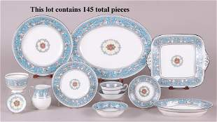 Wedgwood Florentine Porcelain Dinner Service
