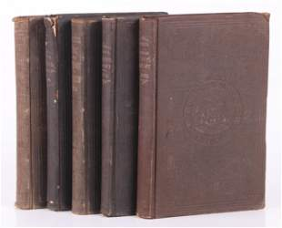 Five Volumes PA Report of the Superintendent