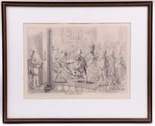 James Gilray English 17561815 Engraving