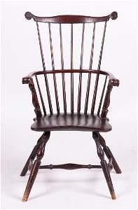 A Philadelphia Windsor Armchair