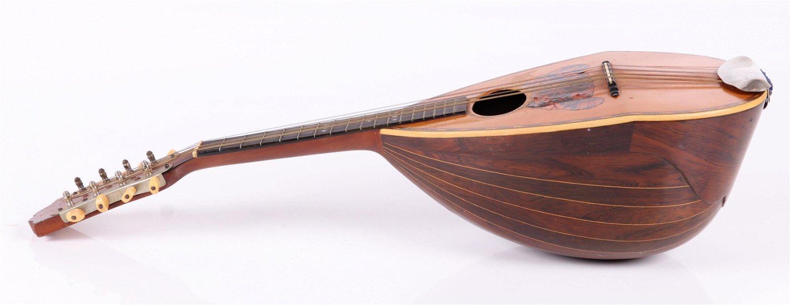 An Early 20th Century Weymann Mandolin