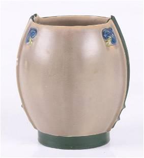An Art Deco Period Pottery Vase